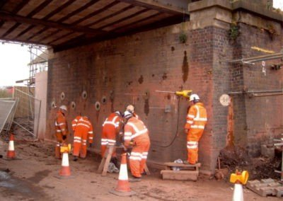 Bridge Repair – West Coast Route Modernisation – UK