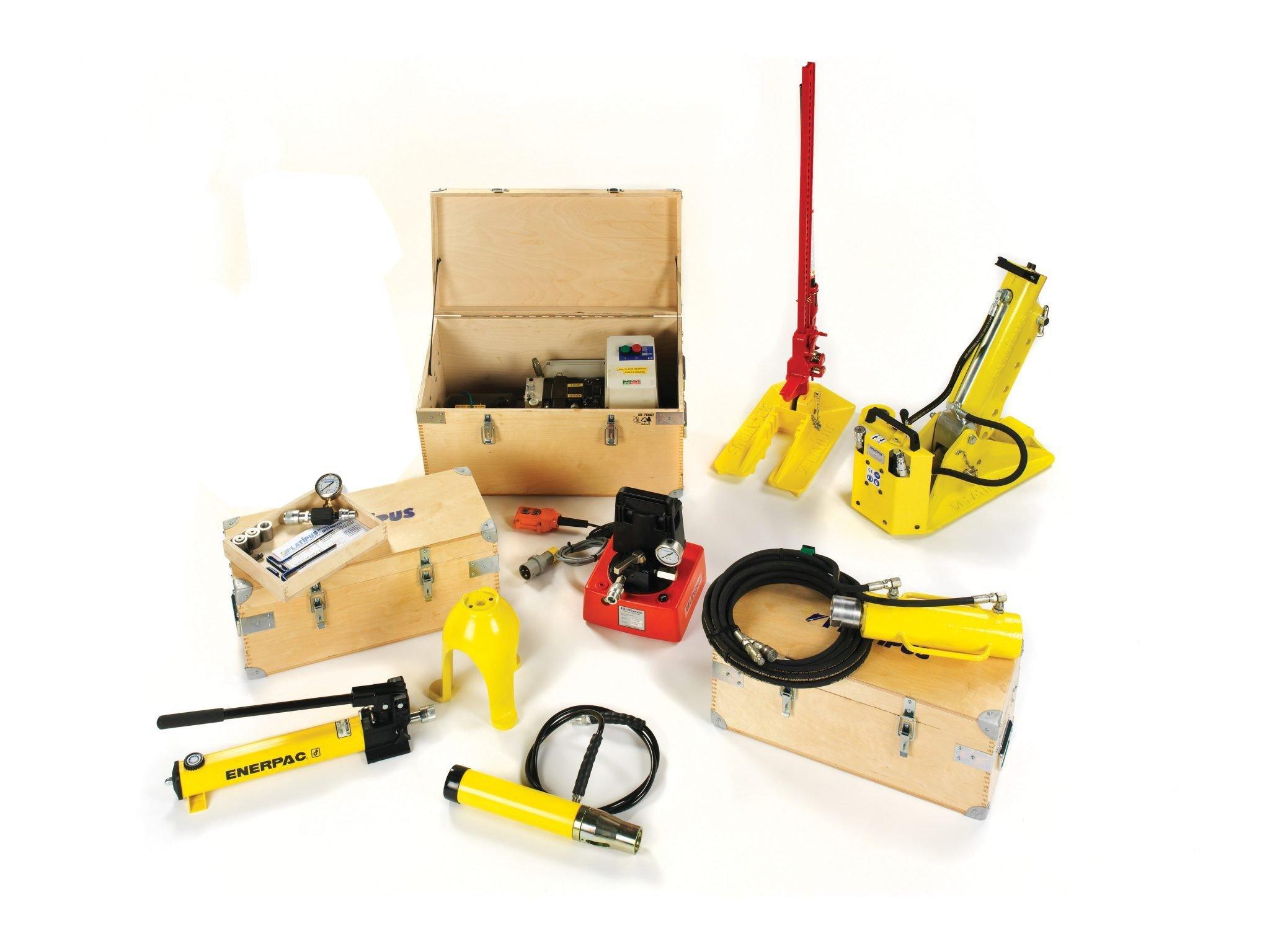 Installation Equipment Platipus Anchors Enerpac Wiring Diagram