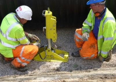 Pipeline Anchor Testing, SJ2