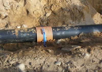 Stornoway Sewage Pipeline – UK