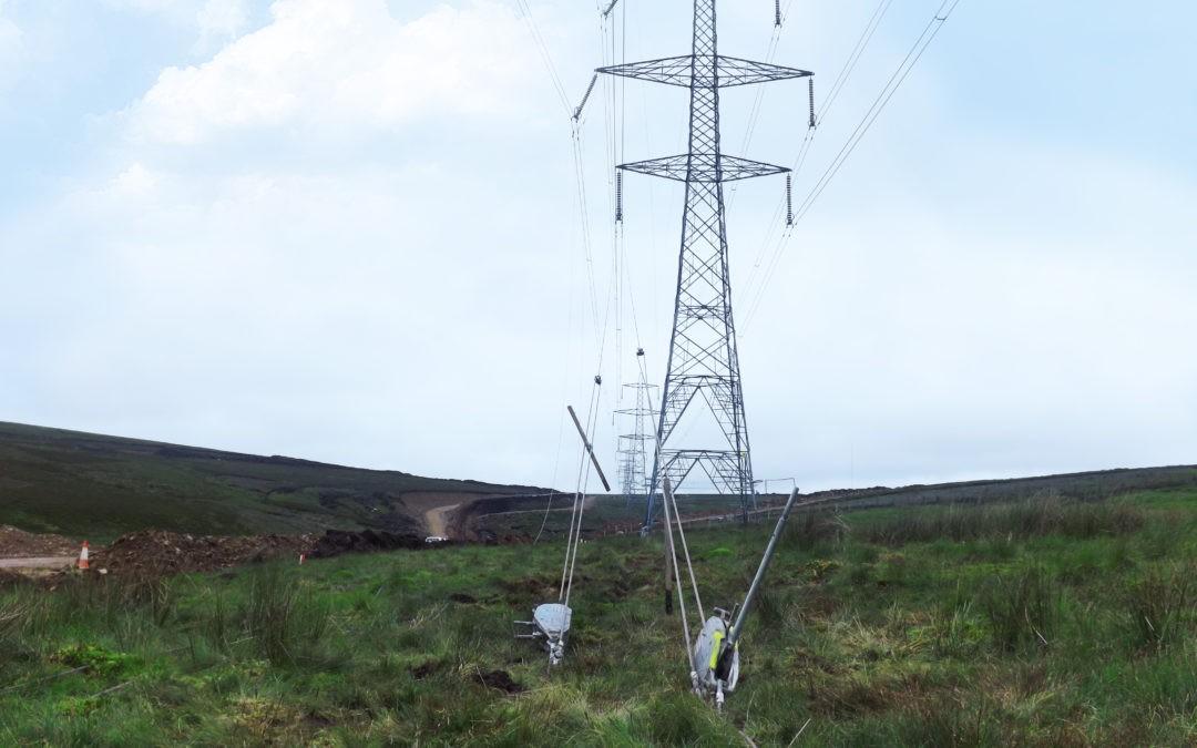Fallago Wind Farm – Backstay Anchoring