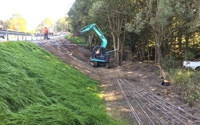 An Interesting Permanent Slope Project
