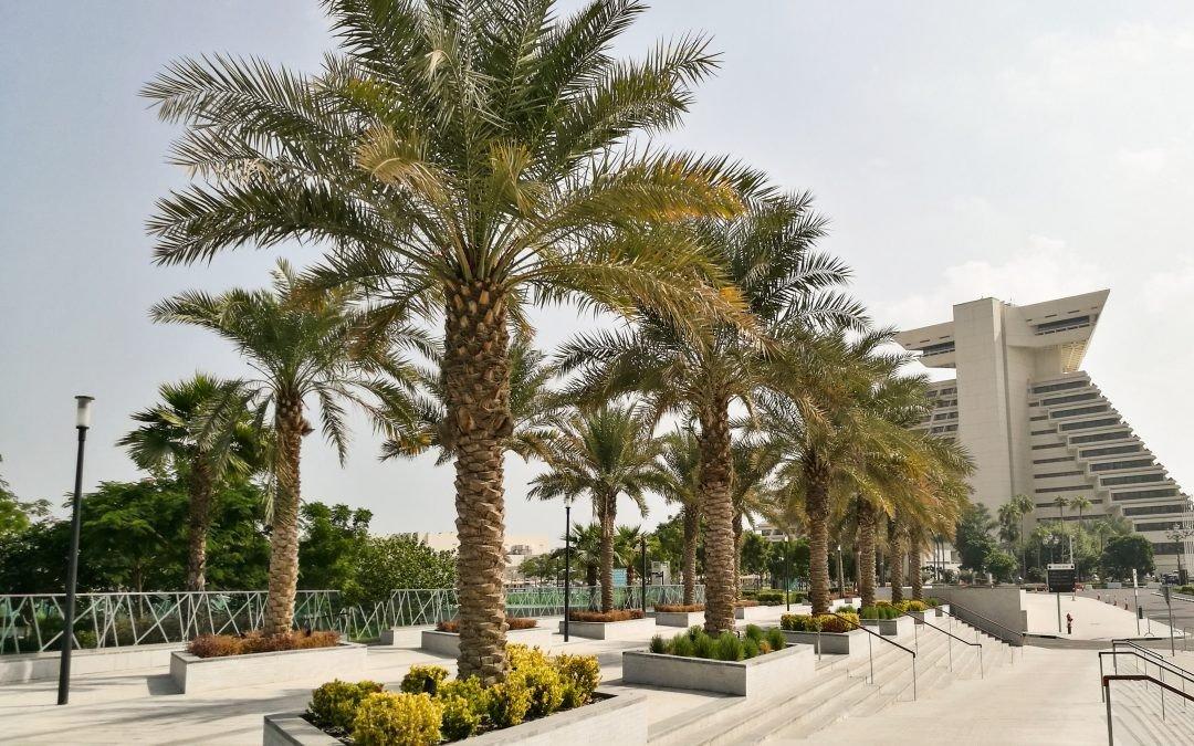 Sheraton Park, Doha