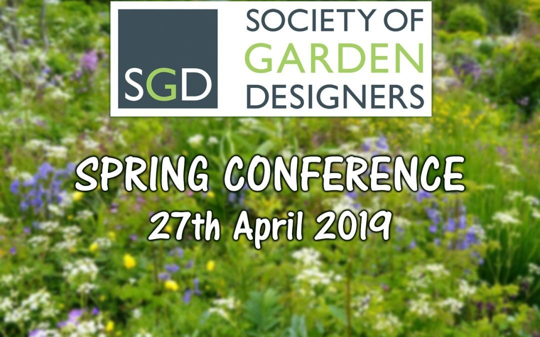 Our Platipus Tree Department will be exhibiting at the SGD Spring Conference tomorrow