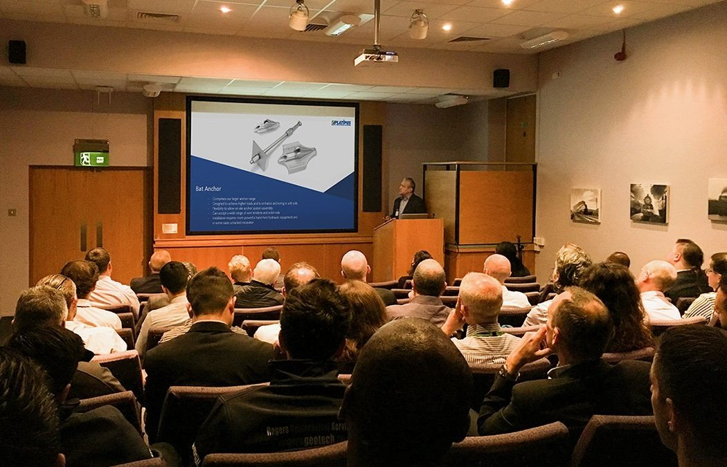 An Engaging Presentation at Geotex York