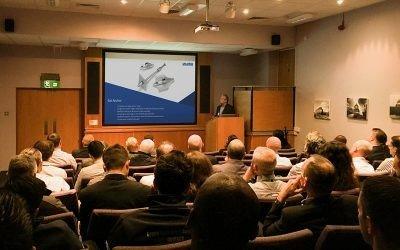 An Engaging Presentation at Geotex York