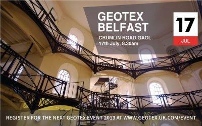 Register for Geotex – Belfast
