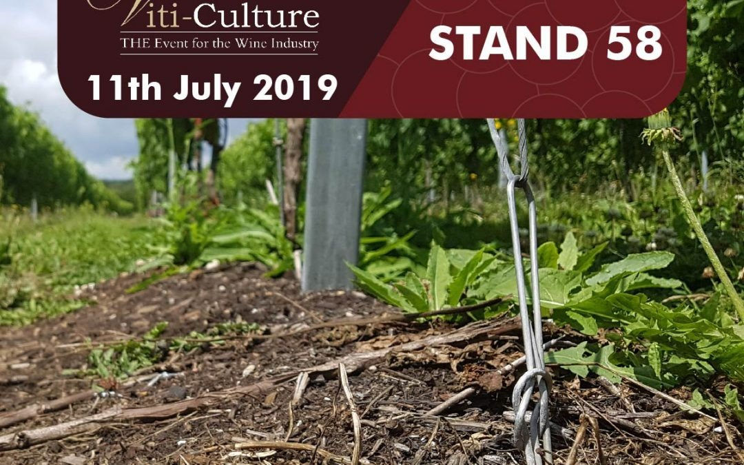 We'll be attending Viti-Culture 2019