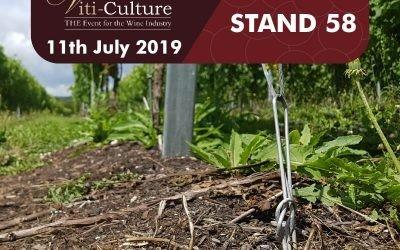 We'll be attending Viti-Culture 2019