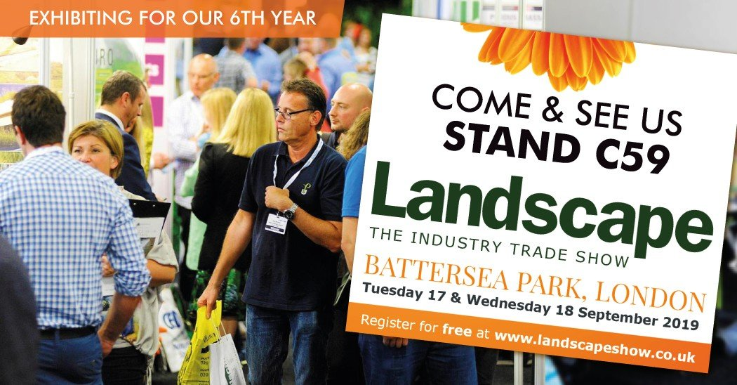 Platipus Anchors will be exhibiting at The Landscape Show 2019 in Battersea Park – 17th-18th September