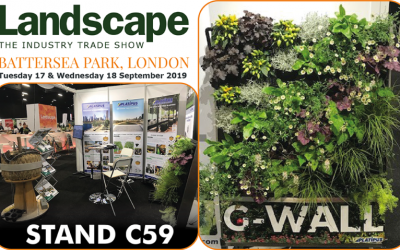 Excellent start to The Landscape Show 2019 in Battersea Park