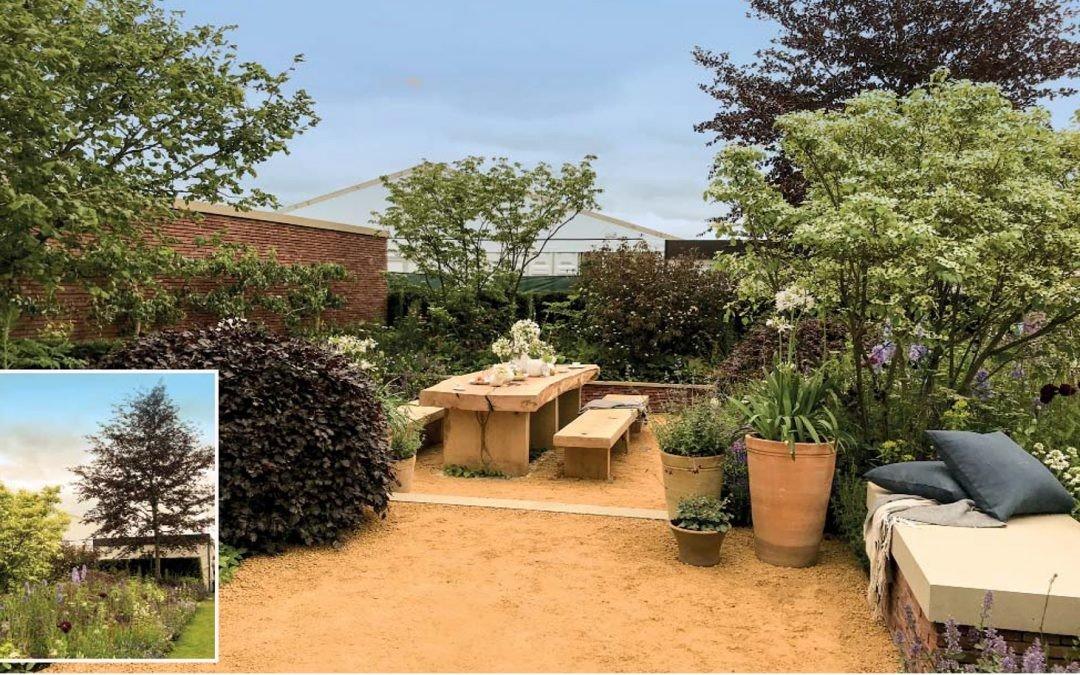 RHS Chatsworth Wedgwood Garden