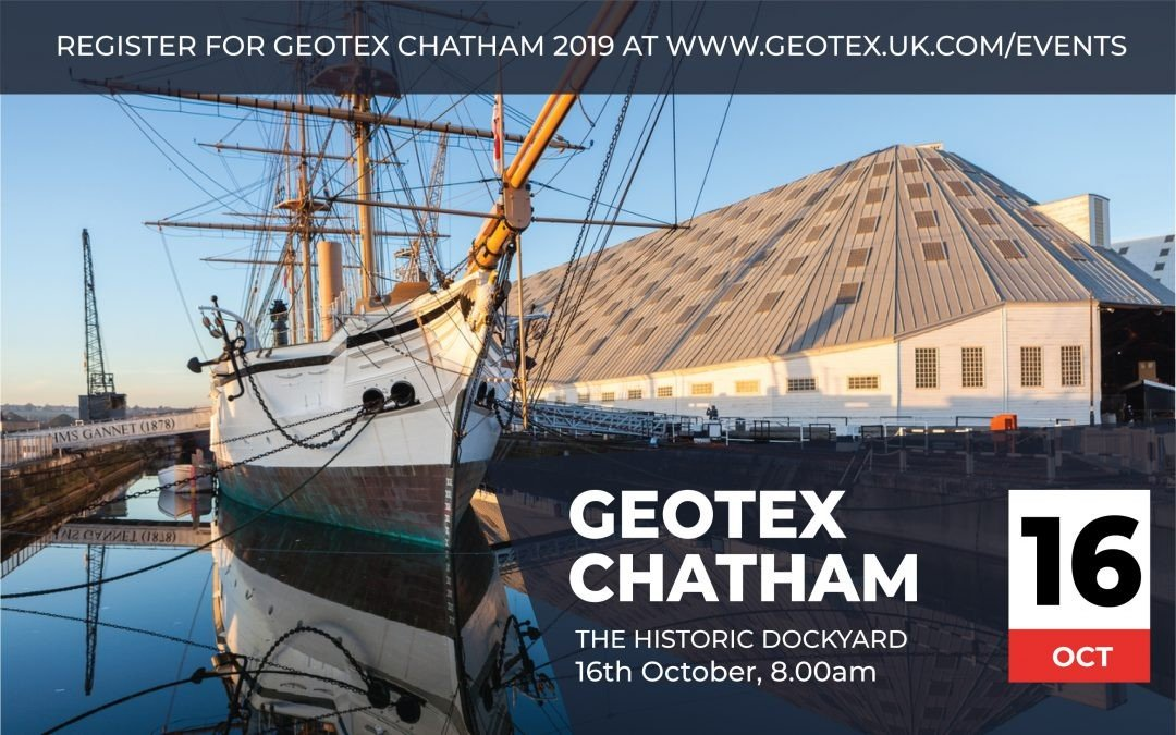 Register for Geotex Chatham