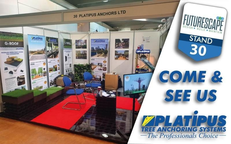 Come and see Platipus at FutureScape 2019 at Sandown Park