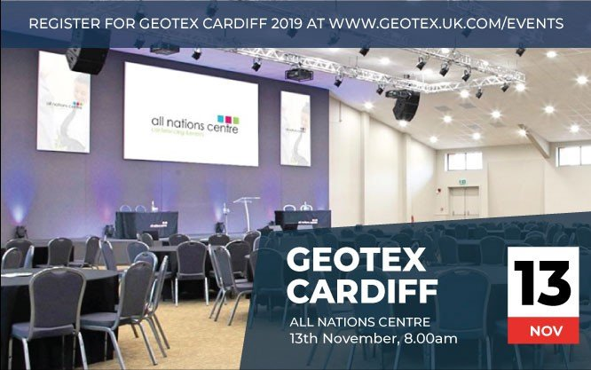 Platipus will be Speaking at Geotex Cardiff