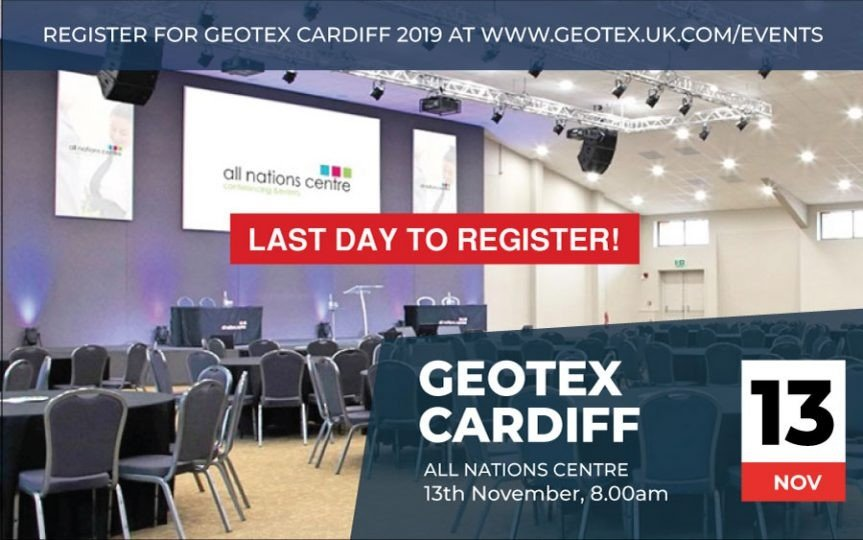 Geotex 2019 with Platipus