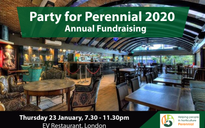 Party for Perennial 2020