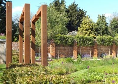 Hertfordshire Walled Garden 1