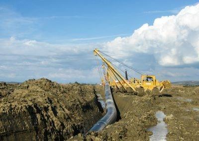 Trans Adriatic Pipeline – Albania