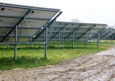 Crossways Solar Park (5MW) Retro-Fit – UK