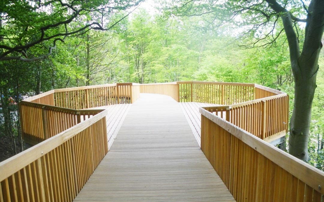 National Trust Walkway