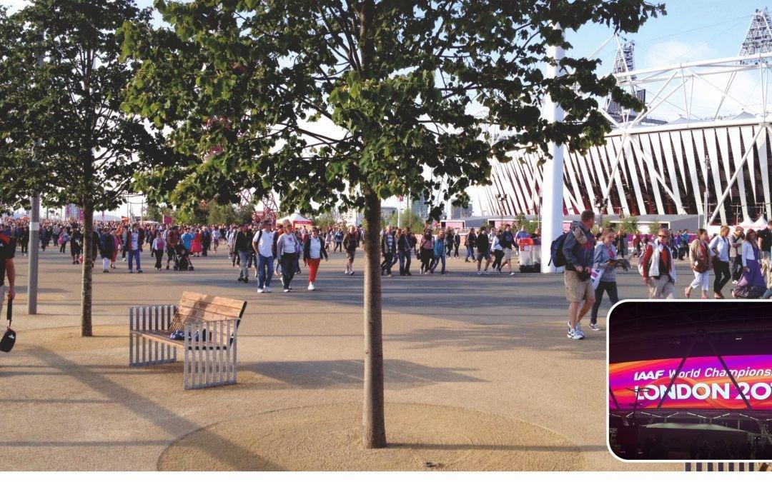 Olympic Games & World Championships, London – UK