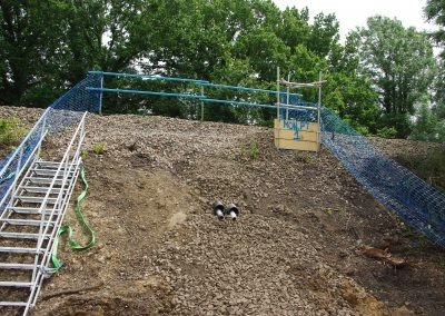 Pound Green pipeline installed with Platipus Plati-drains