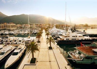 Adriatic Marina – Porto Montenegro