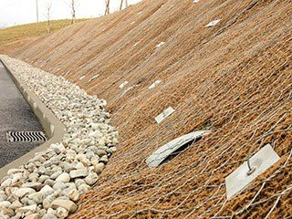 Platipus Anchors Platipus Anchors - Erosion Control with Anchored Reinforced Grid Solutions - Erosion Control